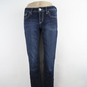 Express Jeans Stella Skinny Low Rise 2 (28 X 31)